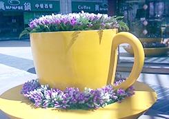 玻璃钢制品艺术花盆