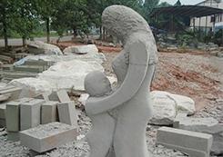 寓言神话雕塑