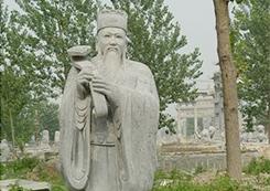 历史人物雕塑