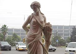 希腊神话人物雕塑