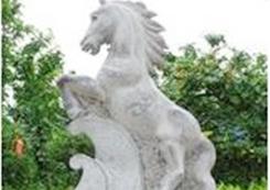 园林动物雕塑