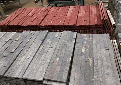 红砂石材料