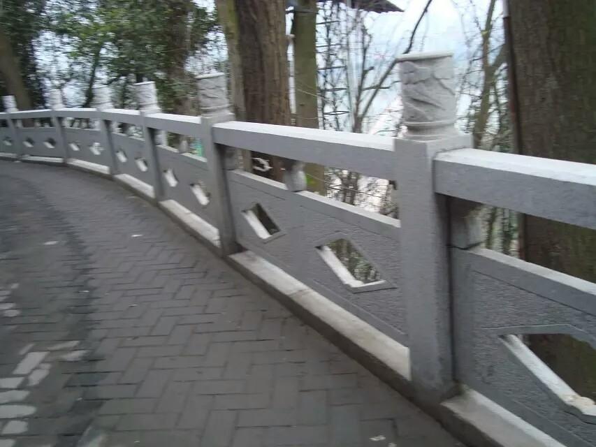 巴中景观栏杆