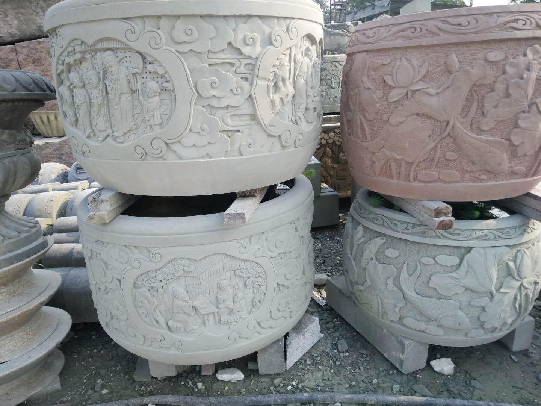 圆形工艺品雕塑