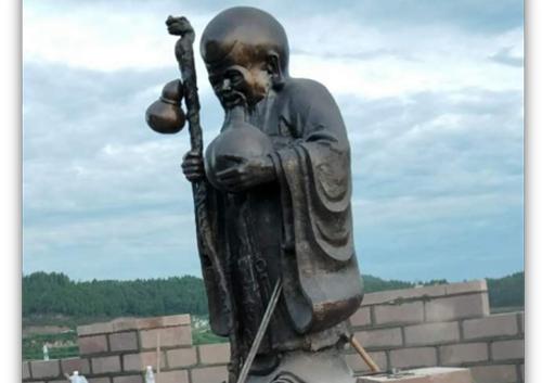景观人物雕塑