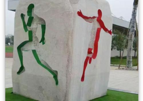 景观石艺术人物雕塑