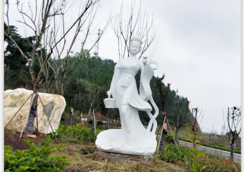 景观人物石雕