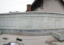 校园古人物雕塑