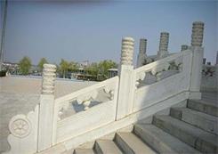 石雕栏杆制作