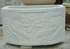工艺水缸雕塑