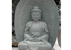 佛系人物雕塑