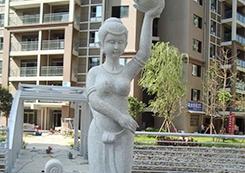文化美术雕塑