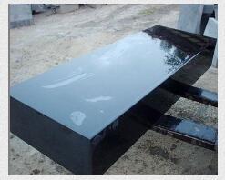 中国黑光面石材