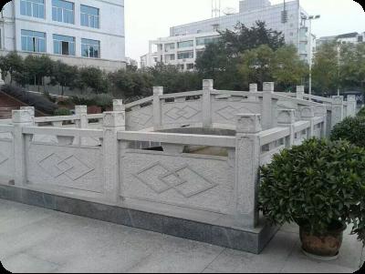 小桥石雕栏杆